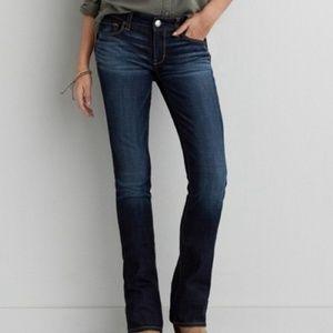 AEO Skinny kick jeans